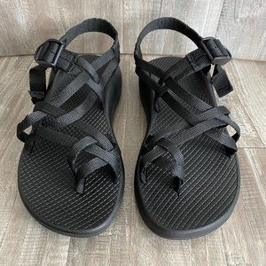 Chaco ZX/2 Classic Black Sandal *Like New!*